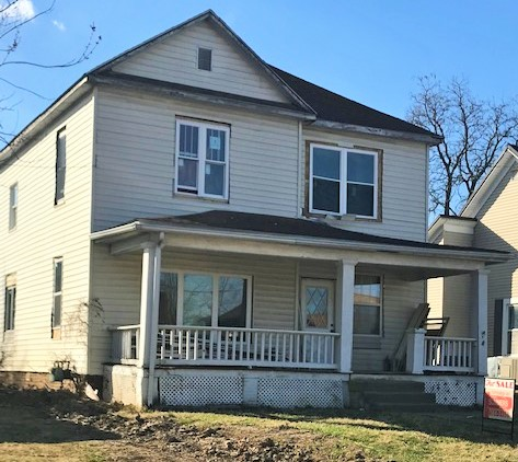 261 S. Wisconsin Ave. Wellston, OH 45692
