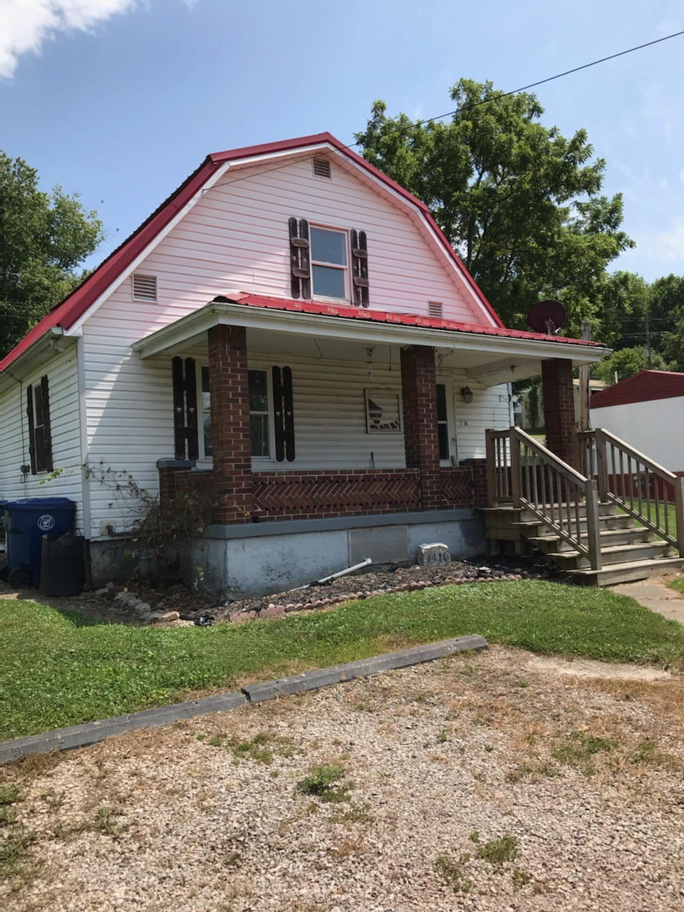 1416 Maine Ave., Wellston, OH 45692